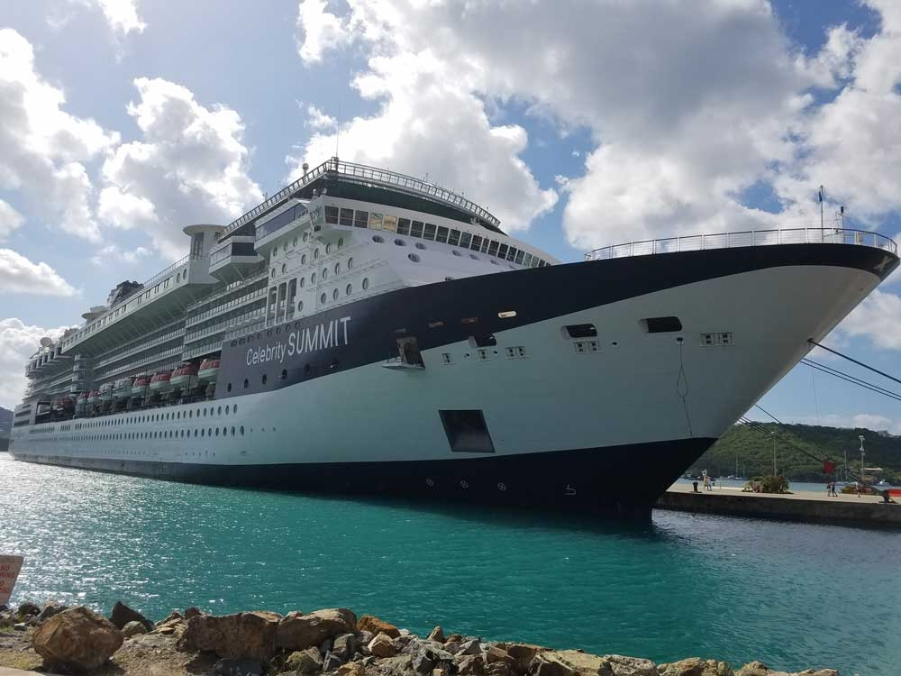 Celebrity Summit Eastern Caribbean Cruise