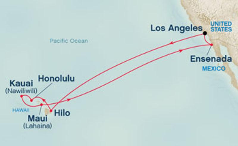 best Pacific cruises