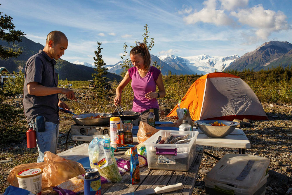 Camping Tour With Grand American Adventures