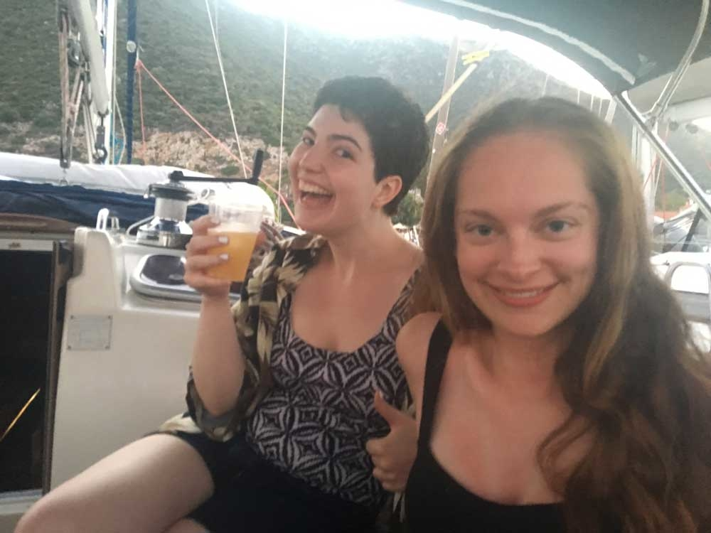 Greek Sailing With Contiki