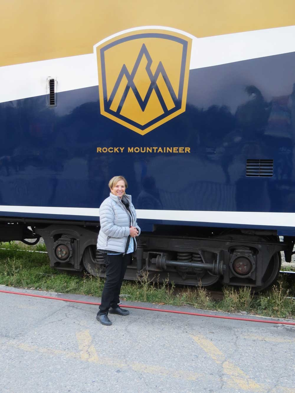Western Canada With Rocky Mountaineer