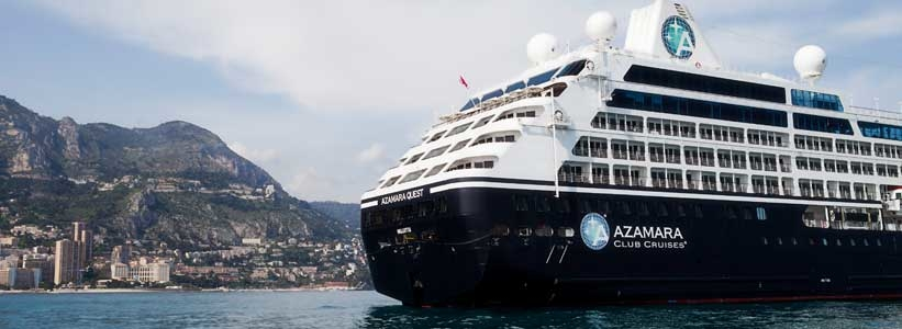 New Cruise Ship Azamara Pursuit