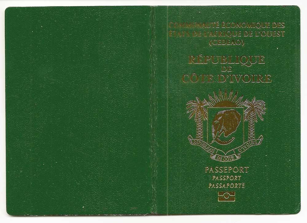 Passport Color