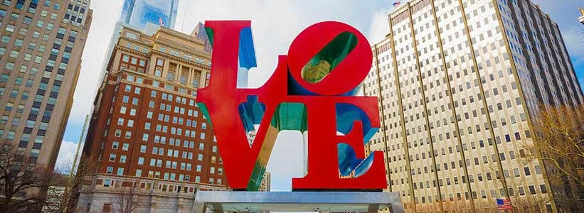 LOVE Sculptures Around The World