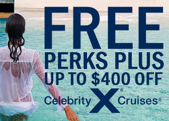 SAIL BEYOND EVENT: TWO FREE PERKS, UP TO $400 SAVINGS!