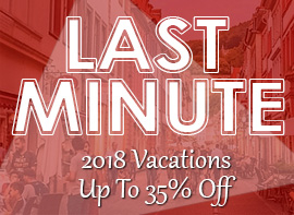 2018 Last Minute Vacations