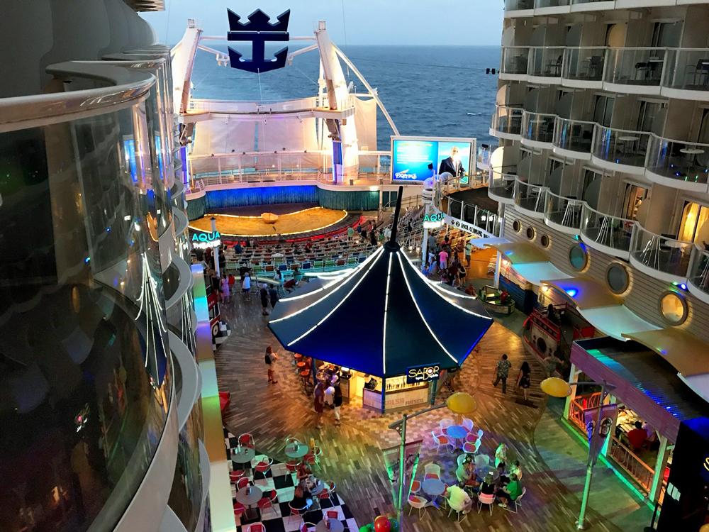 Eastern Caribbean Cruise with Royal Caribbean
