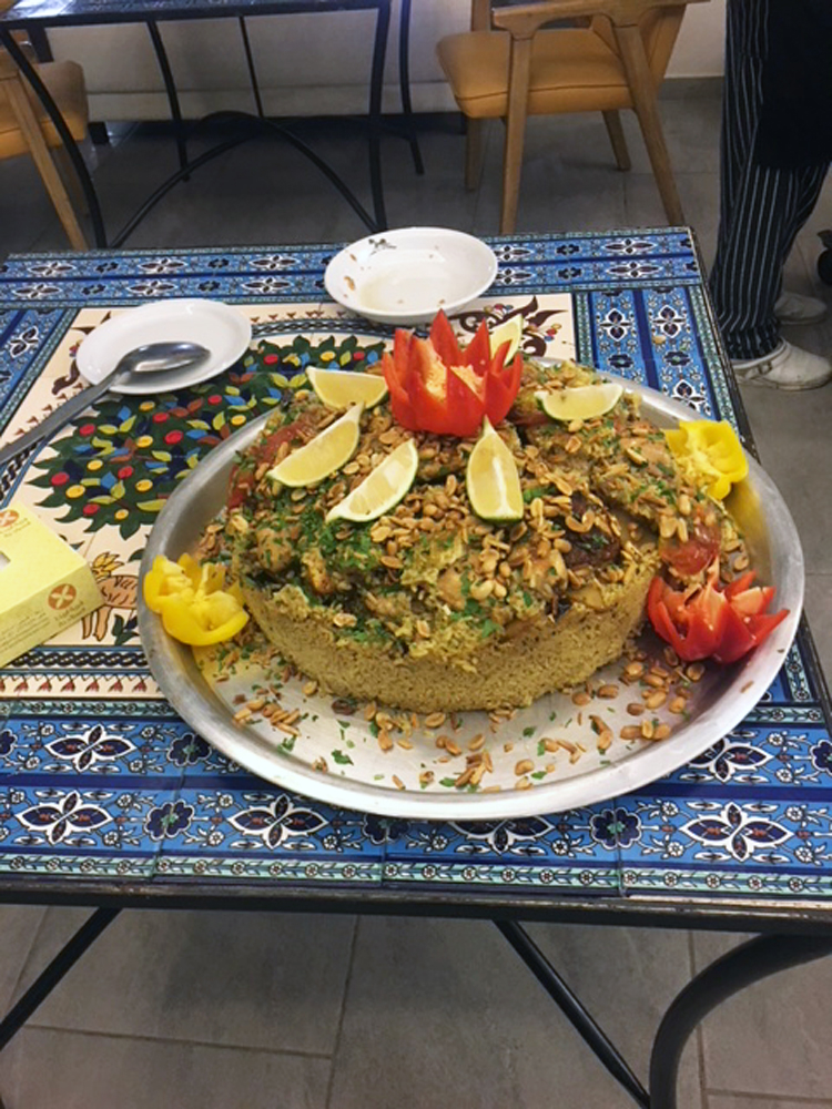 Israel and the Palestinian Territories Real Food Adventure with Intrepid