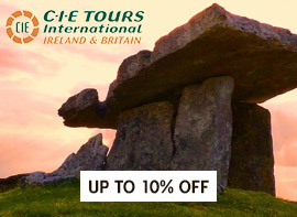 CIE Vacations Up To 10% Off