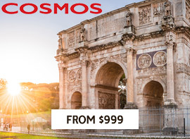 Cosmos From $999