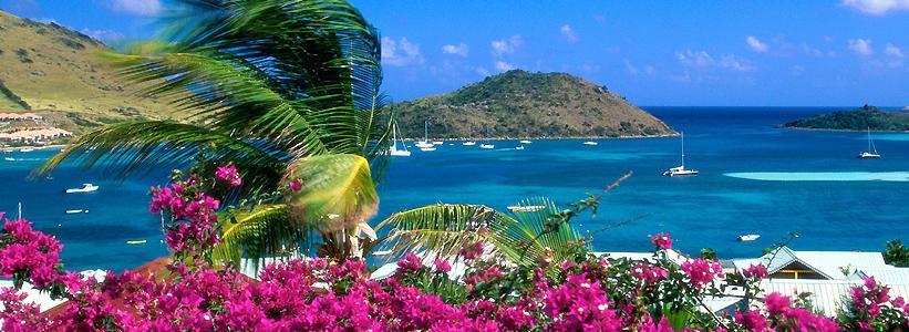 Eastern or Western Caribbean
