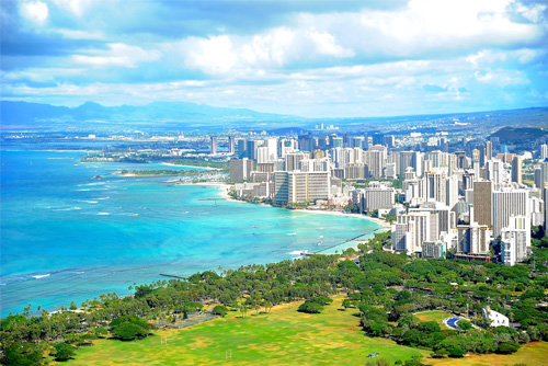 Hawaiian Cruise With Norwegian
