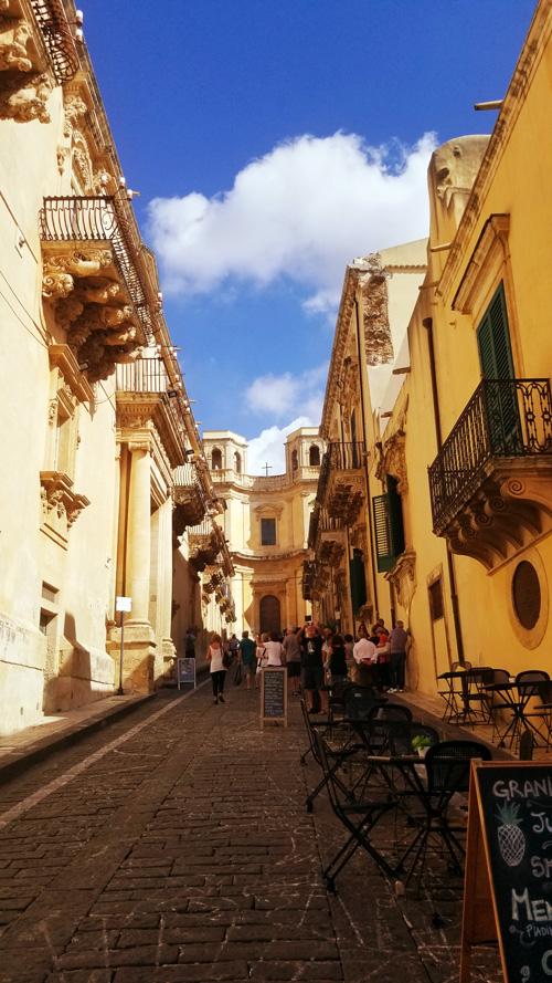 Sicilian With Globus