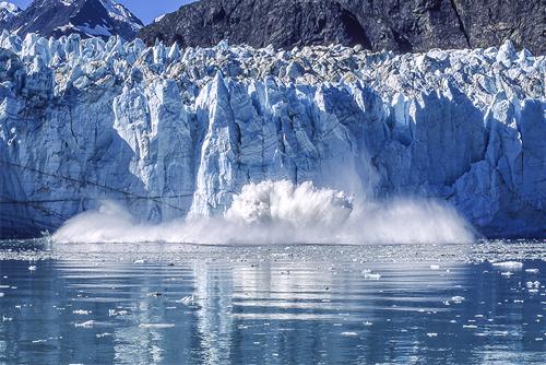 Glacier Bay with Holland America