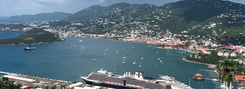 Caribbean Cruise With Holland America