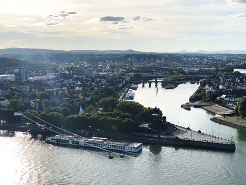 Active And Discovery On The Rhine With Avalon Waterways
