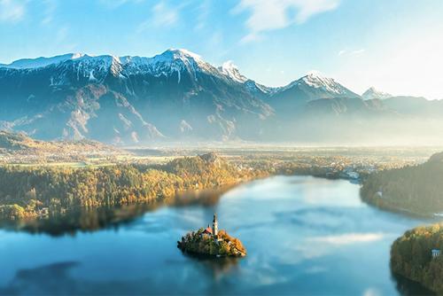 Natural wonders in Europe