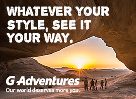 Save On G Adventures