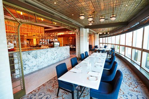Restaurants On Princess Cruises