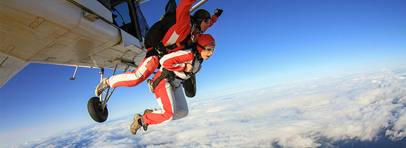 Vacations For Thrill Seekers
