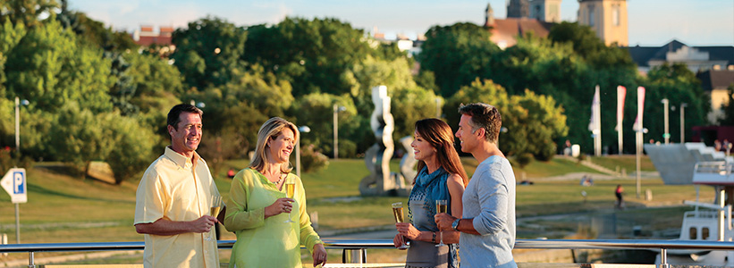 Wine River Cruises With AmaWaterways