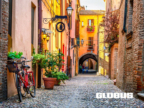 Undiscovered Tours With Globus