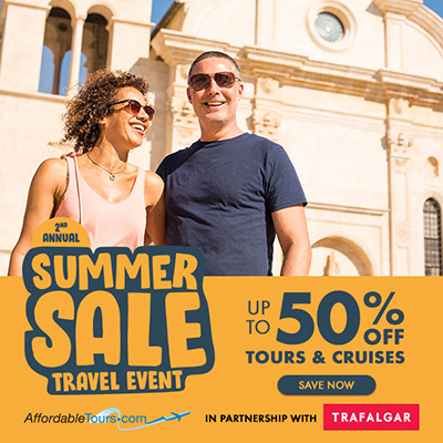 Summer Sale Travel Event