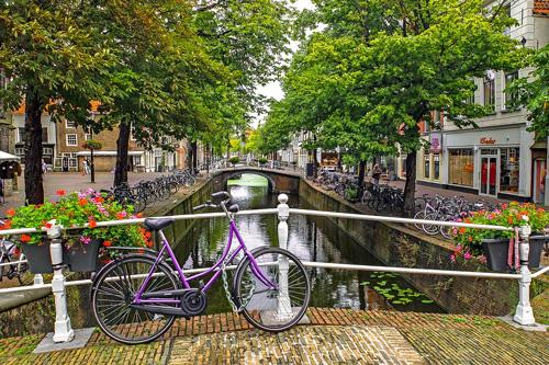 Bike-Friendly Cities