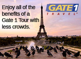 Save On Gate1 Travel