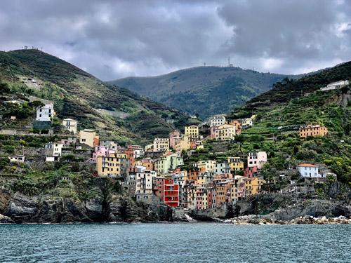 Cinque Terre with Trafalgar