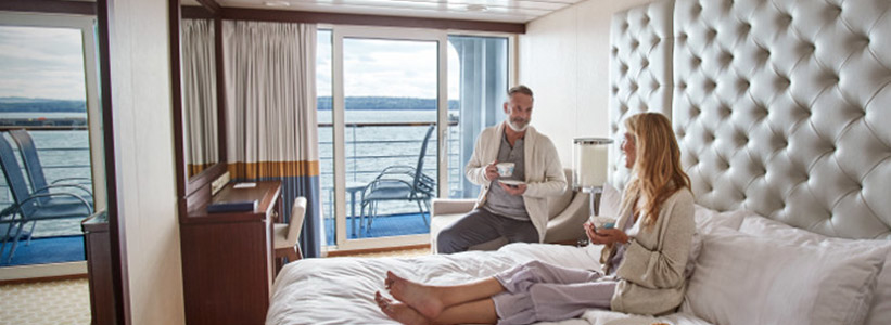 Accommodations With Princess Cruises