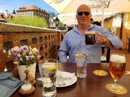 Danube Waltz with Viking