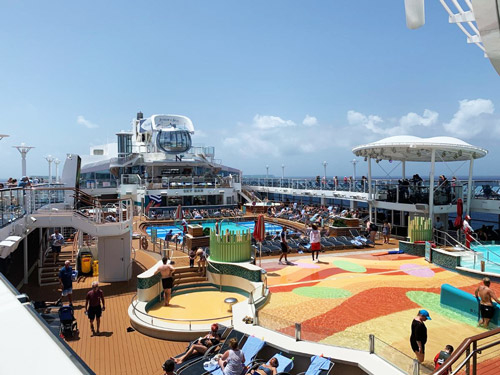 Caribbean cruise with Royal Caribbean