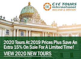 Save On CIE Tours