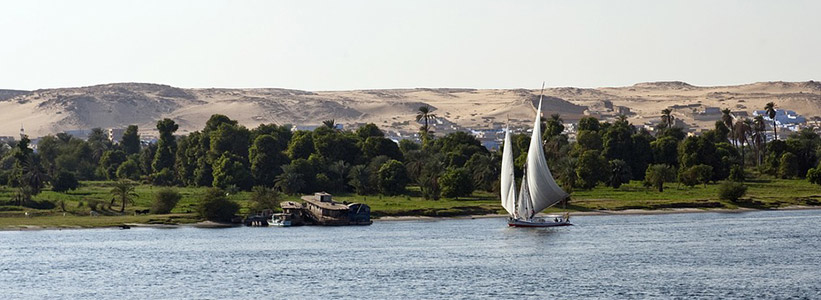 Cruising the Nile with Gate1 Travel