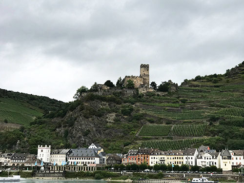 Rhine Getaway With Viking