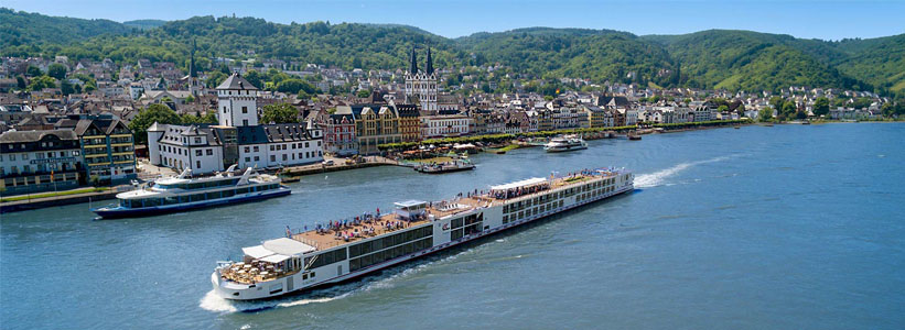 Rhine Getaway With Viking