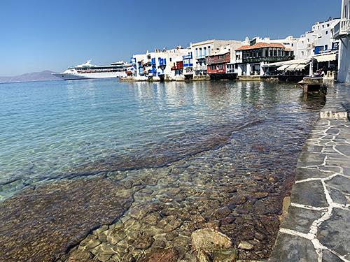 Greek Island Hopper With Trafalgar